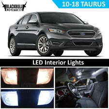 White LED Interior Light Replacement Kit for 2010-2015 Ford Taurus 8 Bulb