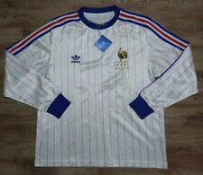 France Soccer Jersey Football Shirt adidas 100% Official Reissue Repro