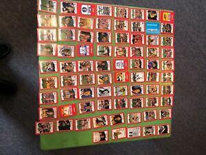 vfl afl scanlens football cards