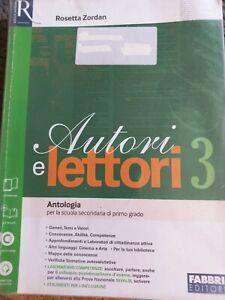 Autori e Lettori  Vol. 3