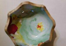 Pioneer Woman Flea Market 5 in Wooden Wood Snack Fruit Bowl ALEX MARIE COLLECTIO