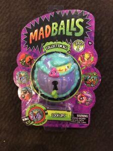 MAD BALLS SERIES 2 LOCK LIPS