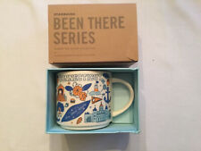 NEW Starbucks Been There Series Connecticut Coffee Mug Limited Edition 14 oz NIB