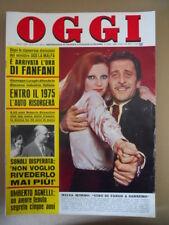 OGGI n°11 1974 Milva Domenico Modugno Eduardo De Filippo  [G803]