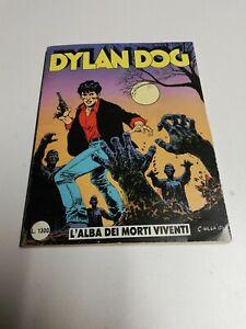 DYLAN DOG PRIMA EDIZIONE ORIGINALE. . EDICOLA. NUMERO 1. L'alba dei morti vivent