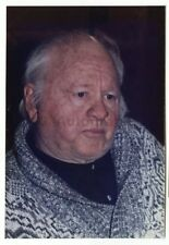 Mickey Rooney - Original Vintage Candid Photograph by Peter Warrack