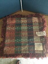 Tribal Made Pillow Covers Cotton 17 x 17 NEW-NonProfit Organization