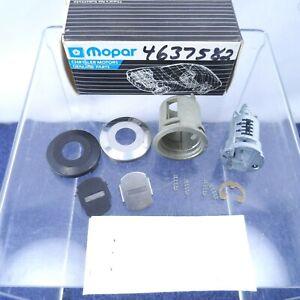 NOS Tailgate Lock Cylinder 1992 Jeep Wrangler YJ Mopar NEW OEM 4637582