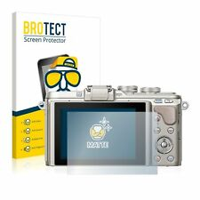 Olympus PEN E-PL8, 2x  BROTECT® Matte Screen Protector, anti-glare