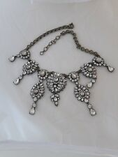 MaxMara Statement  NECKLACE with Crystals
