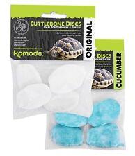 #Reptile Tortoises Turtles Natural Calcium Cuttlebone Discs Cucumber or Natural