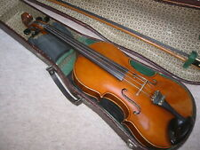 "nice old Violin nicely flamed ""Karel Pilar"""