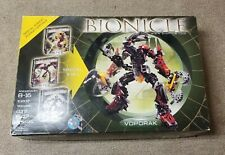Lego 10203 Bionicle Voporak 3 in 1 - New Opened Box - 647 Pieces Sealed - RARE