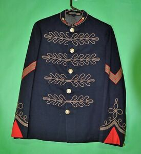 Indiana Indian Wars Uniform - Indiana State Seal Buttons - PETTYBONE MFG CO.