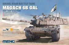 Meng Model TS-044 1/35 Israel MBT Magach 6B GAL