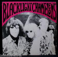 THE BLACKLIGHT CHAMELEONS-Indie Psych Album-VOXX #200.042-Rare Variant Labels