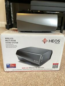HEOS Link HS2 multiroom streaming with all original packaging. Perfect condition
