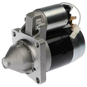 OEX Starter Motor 12V 8th Cw MXS213 fits Kia Ceres 2.2 D, 2.2 D 4x4