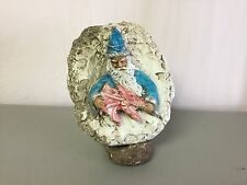 Wizard Wall Plaque With Stand Signed On Front (Jane 96) #79R