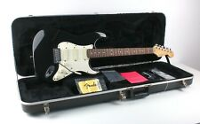 Fender stratocaster plus * USA 91 * BLACK * lace sensor * Molded Case * WOW *