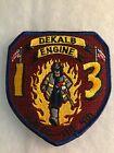 Georgia - Dekalb County Engine 13 Fire Co. Patch (Emblem)