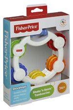 Mattel - Fisher Price - Babys erstes Tamburin, Rassel, BLT37