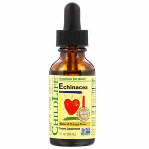 ChildLife Echinacea - 1 fl oz FRESH, FREE SHIPPING, MADE IN USA