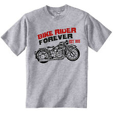 BMW R17 1935 - NEW COTTON GREY TSHIRT - ALL SIZES IN STOCK