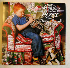 2018 Calendar NORMAN ROCKWELL The Saturday Evening Post Mini Wall NEW Unsealed