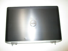 "Dell OEM Latitude E6430 14"" LCD Back Cover Lid+Hinges+Cable -TXB02 JTC08  WMNHC"