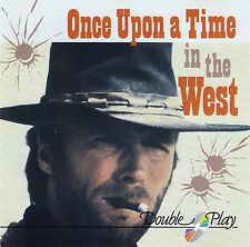 Once upon a time in the West-Varie filmmusiken (Western)/CD-come nuovo