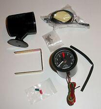 6-zylinder Drehzahlmesser & Pod für Positive or Negative Erdung 12v Tachometer