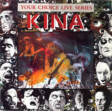 KINA your choice Live Series Lp (Vinile)