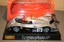 Slot SCX Scalextric Slot.it SICA01E Audi R8C 1999 Le Mans Race N. 9 - New