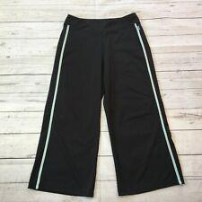 1c5c82ad38825 Women's Avia Athletic Capris Yoga Running Pants Black Size Small #8