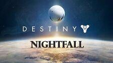 Destiny TRAMONTO eseguire x3 [PS4]
