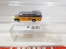 CK999-0,5 # Busch H0 / 1:87 41035 Swiss Postbus / Bus Mercedes / MB O-3500 VG