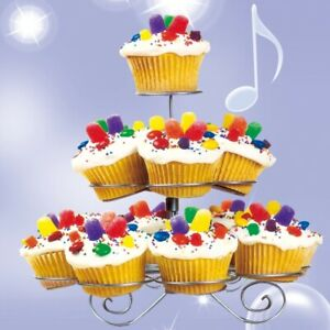 13 Stück Muffin Ständer Cupcake Etagere Törtchenständer Cupcakehalter