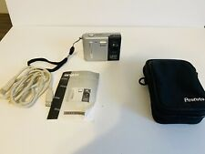 Argus 1.3 Mega Pixels DC-3200 Digital Camera W/ Case & Manual