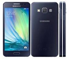 SIGILLATO Samsung Galaxy A3 2015 Sbloccato SIM Gratis Smartphone Nero ^^