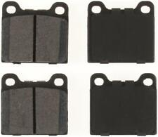 Disc Brake Pad Set-Coupe Rear,Front Bendix D31