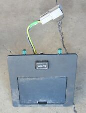 1986 Ford Thunderbird Turbo Coupe Rear Console Panel Ashtray Light Switch 85 86