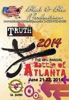 2014 Battle of Atlanta Karate Championships Tournament DVD