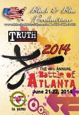 2014 Battle of Atlanta Karate Championships Tournament DVD