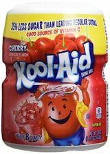 Kool Aid Cherry Drink Mix, Tub 538g (Pack of 1)