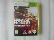 jeu xbox 360 medal of honor warfighter , neuf sous blister