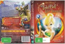DISNEY, Tinkerbell And The Lost Treasure  - DVD,
