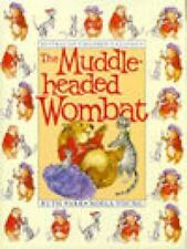 The Adventures of the Muddle-Headed Wombat (Deluxe Hardcover Edition)