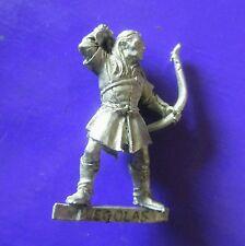 Legolas beca Sindar Elfo Games Workshop Citadel GW El Hobbit Señor De Los Anillos Metal