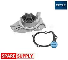 WATER PUMP FOR CITROËN PEUGEOT MEYLE 11-13 012 0163
